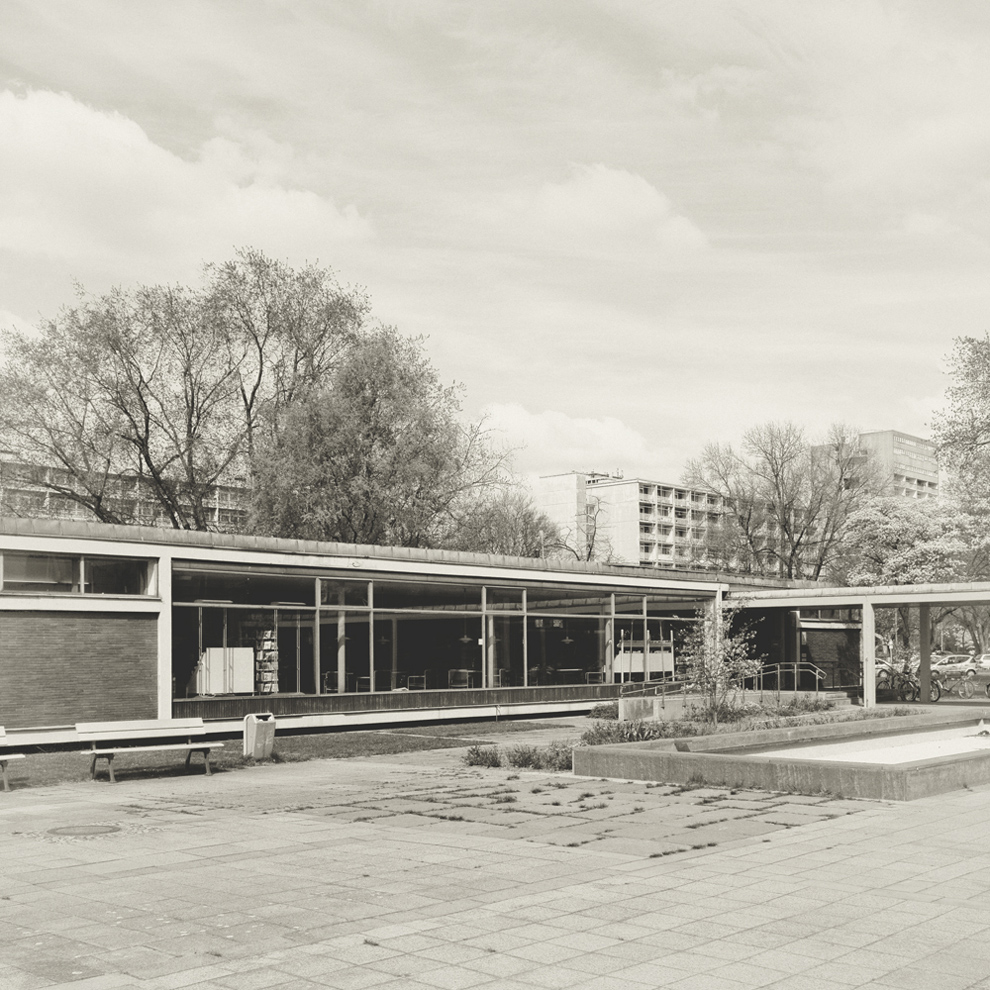 Stadt der Zukunt / Mathias heiderich