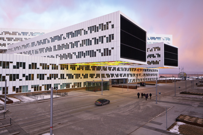 Statoil Regional International / A-lab