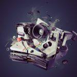 Icons of Media Technology / Staudinger + Franke
