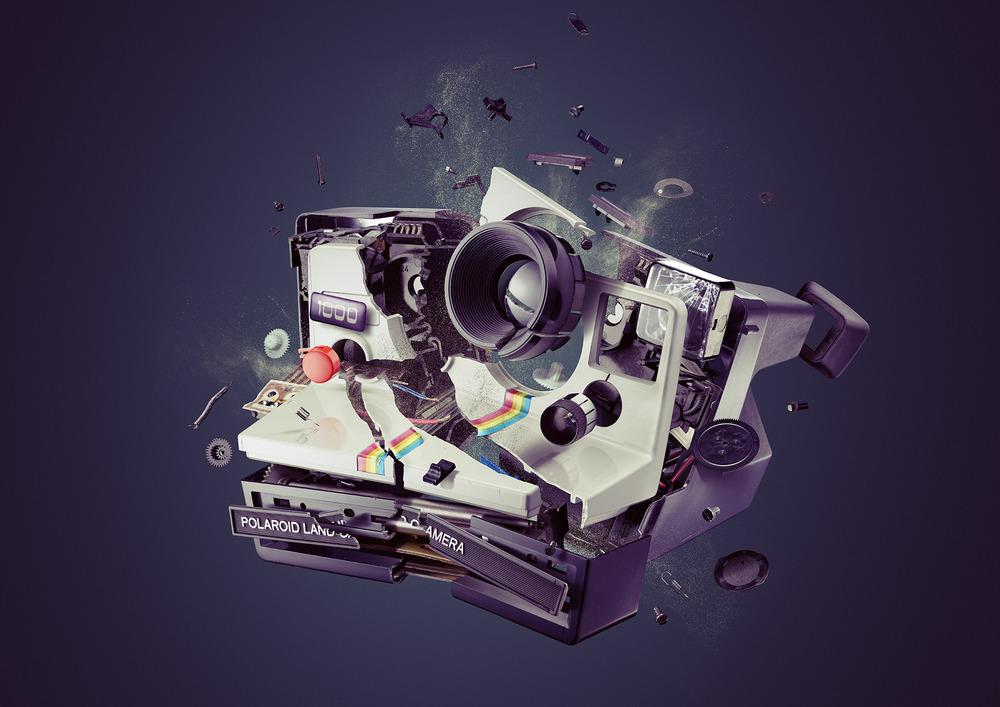 design graphique interactivité photographie