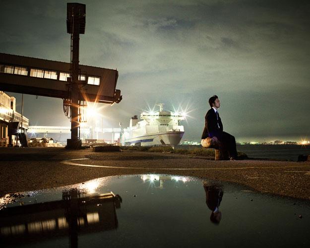 Les Evapores Du Japon / Stéphane Remael