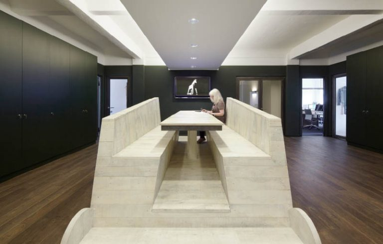Bureaux Jung Von Matt / Stephen Williams Associates