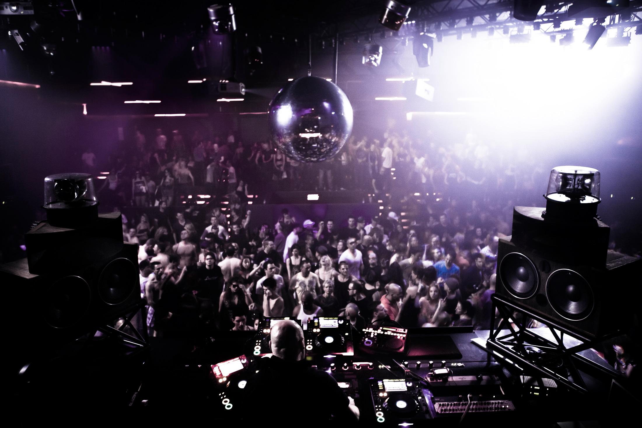 Stereo Nightclub / Femme De $arkozy