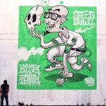 Street Art / Mr Thoms