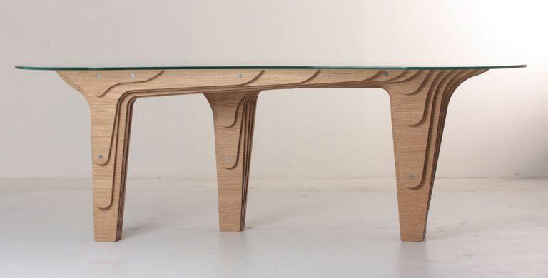 Strutturaquattro Table / Davide Vercelli