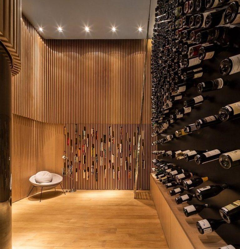 Mistral Wine Bar / Studio Arthur Casas