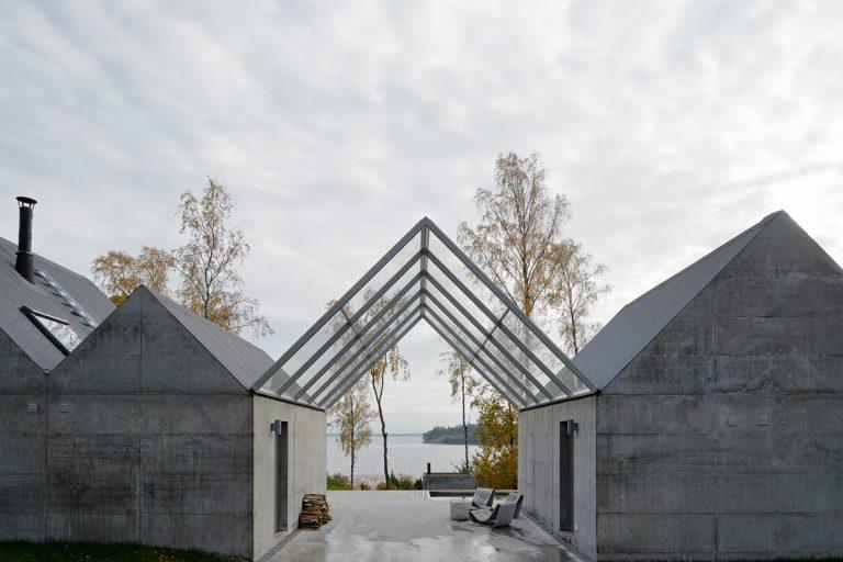 Summerhouse Lagnö / Tham & Videgard Arkitekter