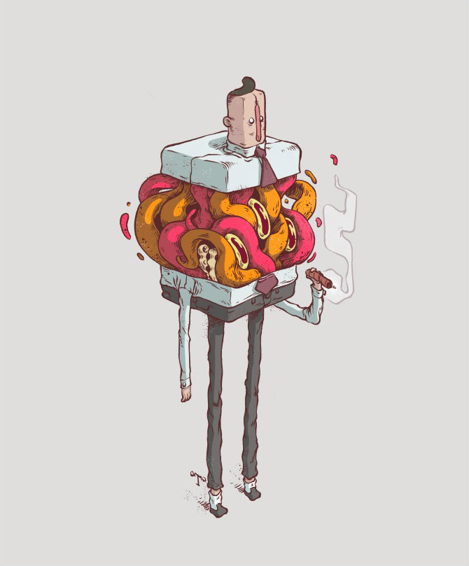 t wei illustrations