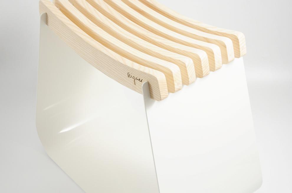 design d'objet mobilier tabouret