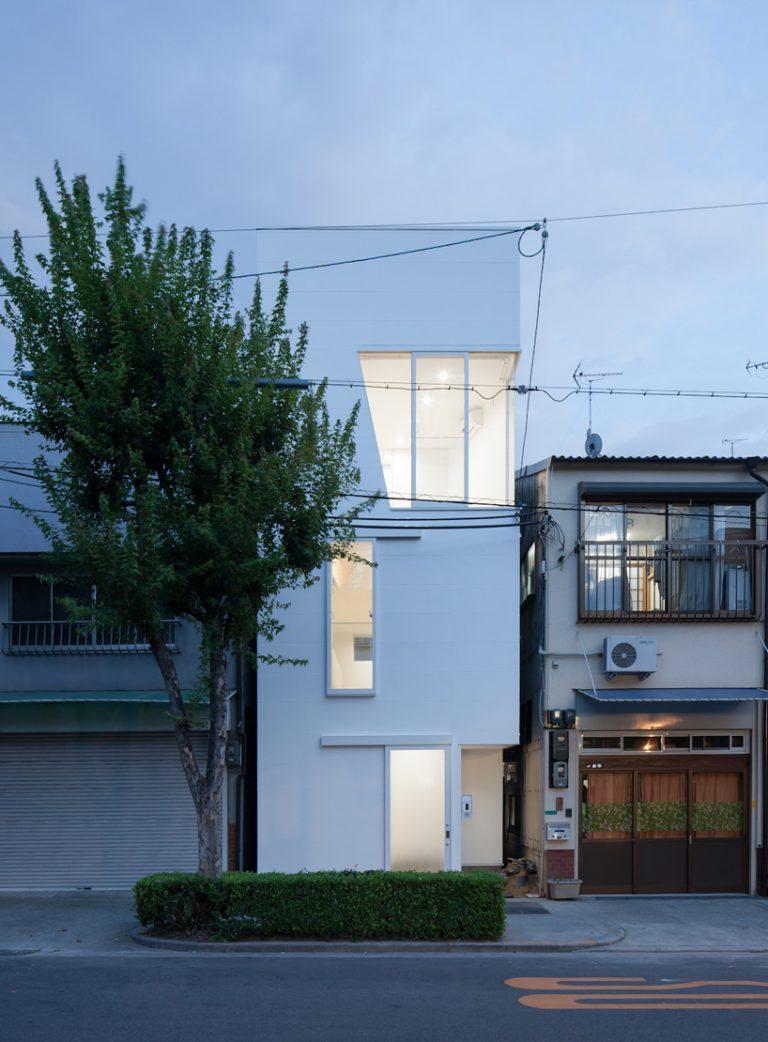 Maison à Tamatsu / Ido, Kenji Architectural Studio