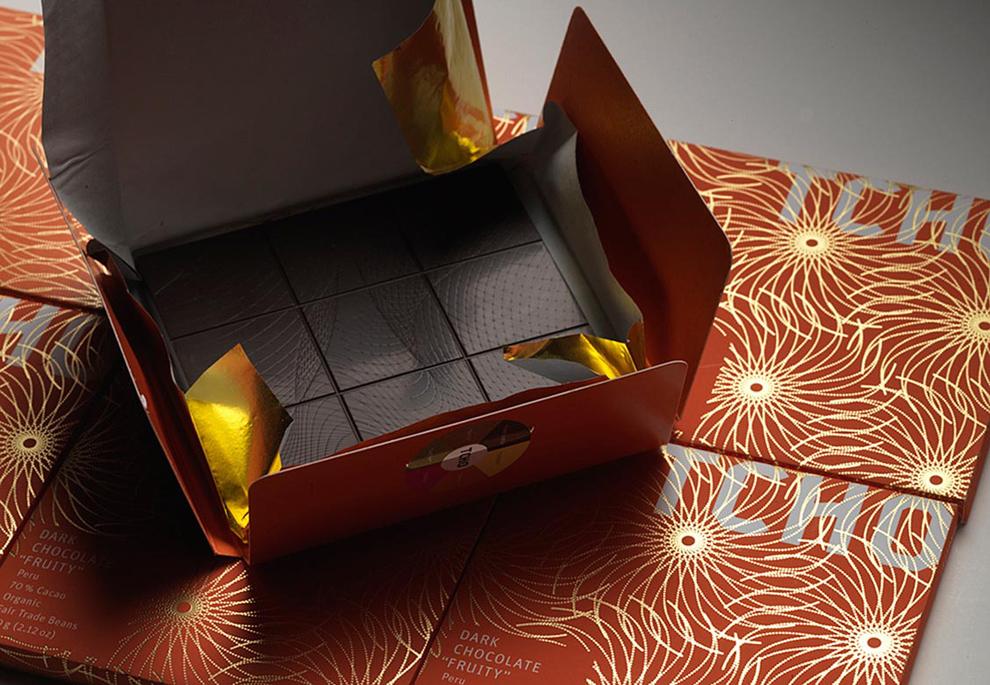 design graphique identité packaging