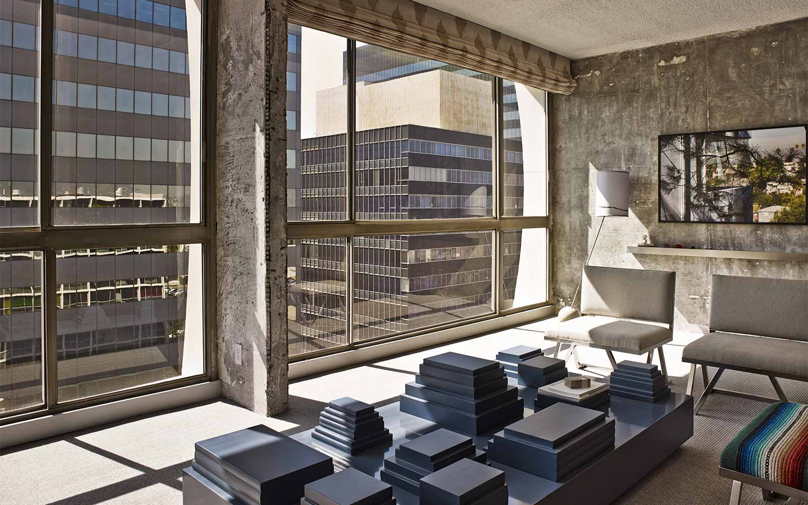 The Line Hotel - Room / Knibb Design (8)