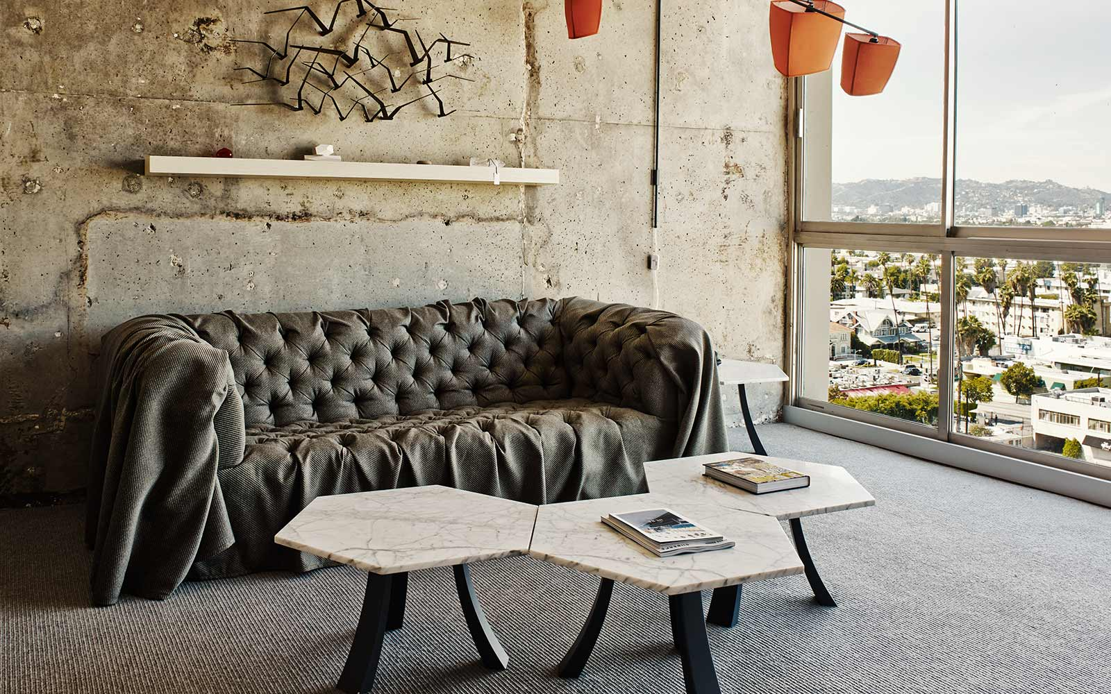 The Line Hotel - Room / Knibb Design (6)