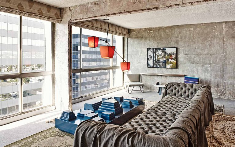 The Line Hotel – Room / Knibb Design