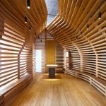Capela Árvore da Vida / Cerejeira Fontes Arquitectos