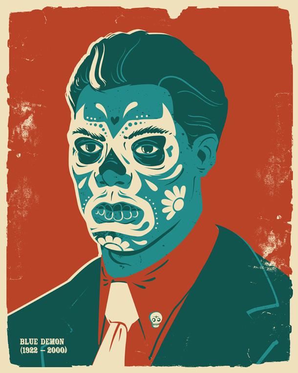 the dead wrestler society / I love dust 2