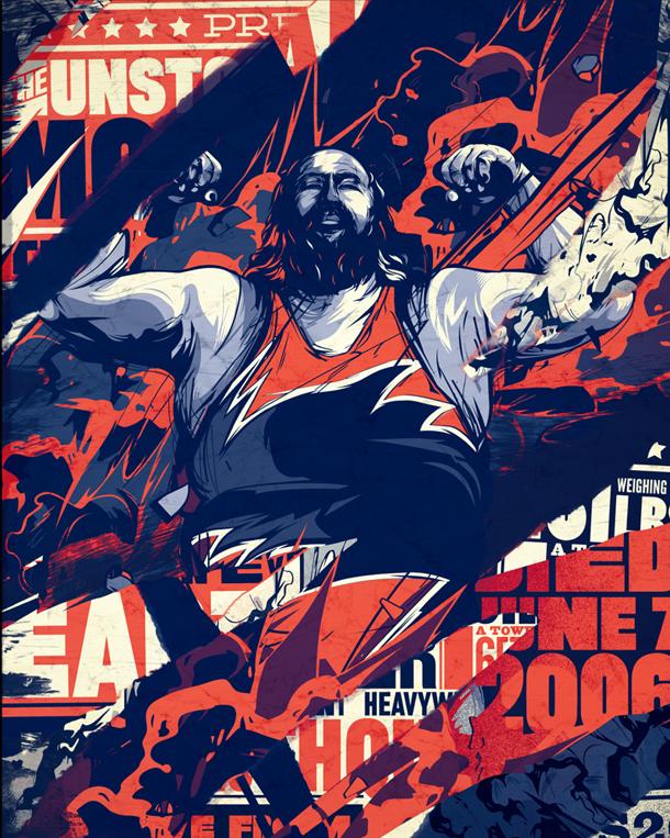 the dead wrestler society / I love dust 4