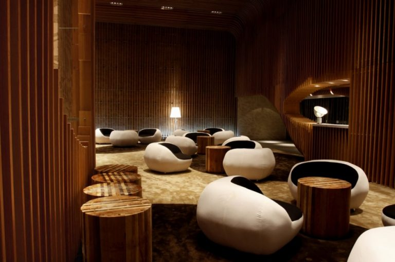 Tianxi Oriental Club / Deve Build Design