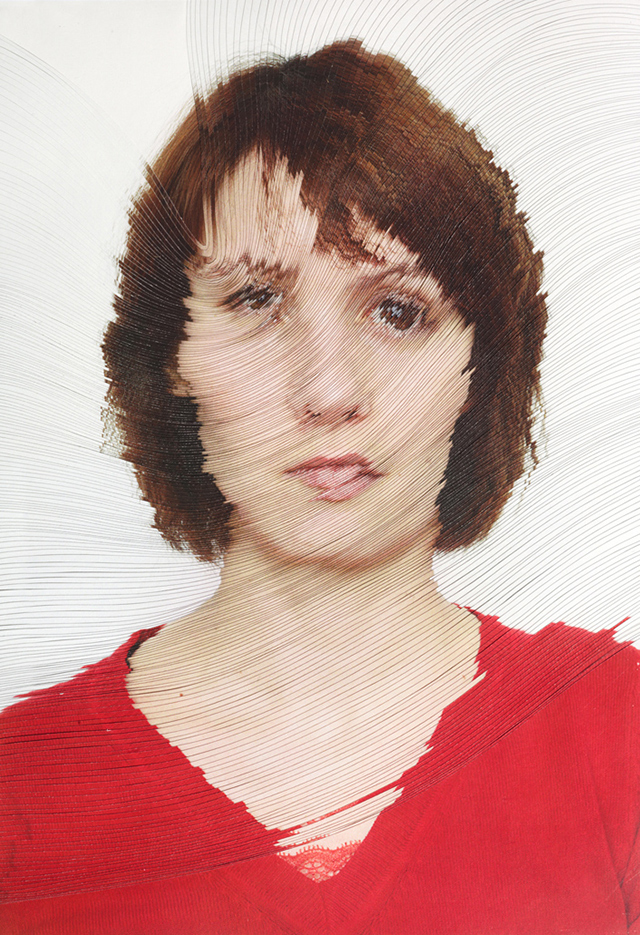 Time Lapse Portraits Layered / Ryuta Iida & Nerhol