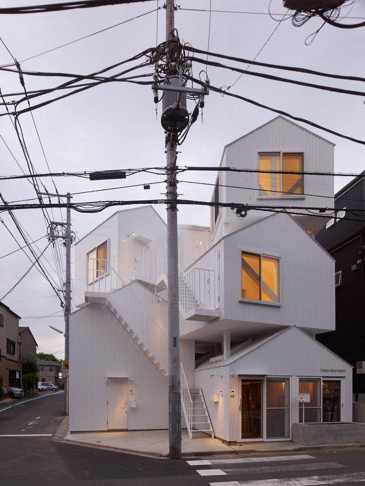 Tokyo Apartment / Sou Fujimoto Architects