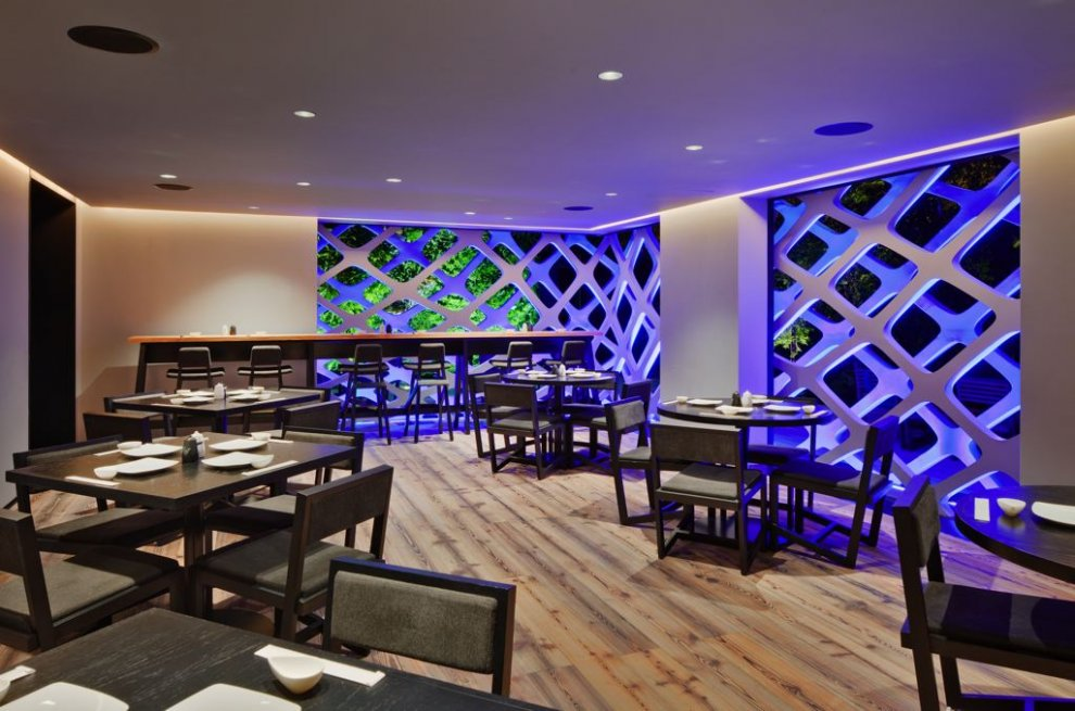 architecture, restaurant, restaurant design, design d'espace, architecture d'interieur, amenagement interieur, mobilier design