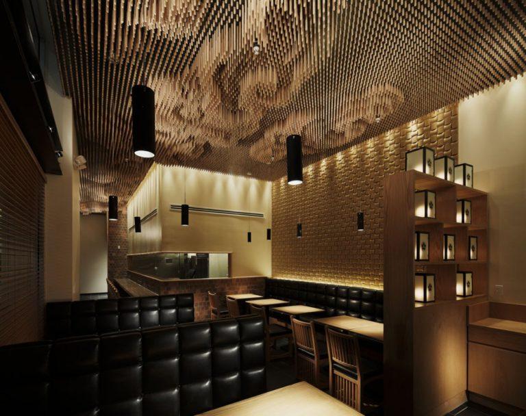 Tsujita Restaurant / Takeshi Sano