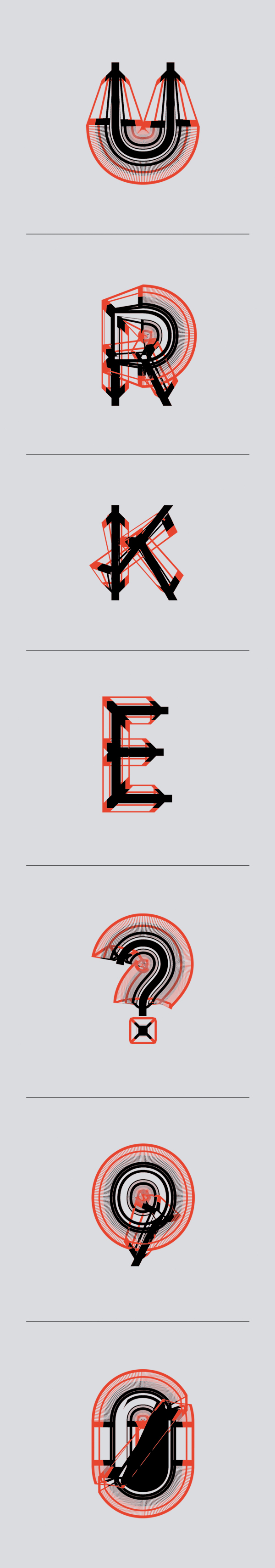Typographie / Atelier Olschinsky