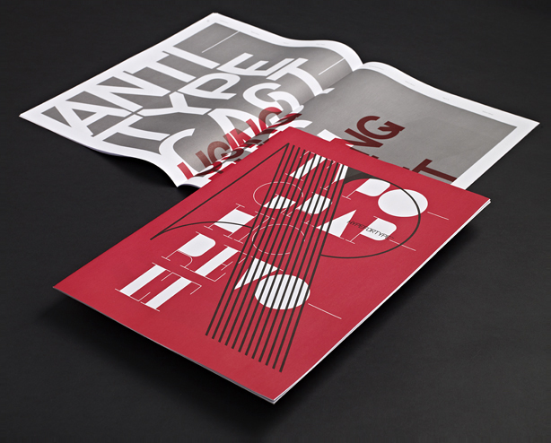 Typographic Revolt Edition #1 / Ryan Atkinson
