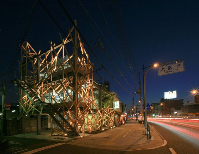 Urban Woods / Yoshiaki Oyabu Architects
