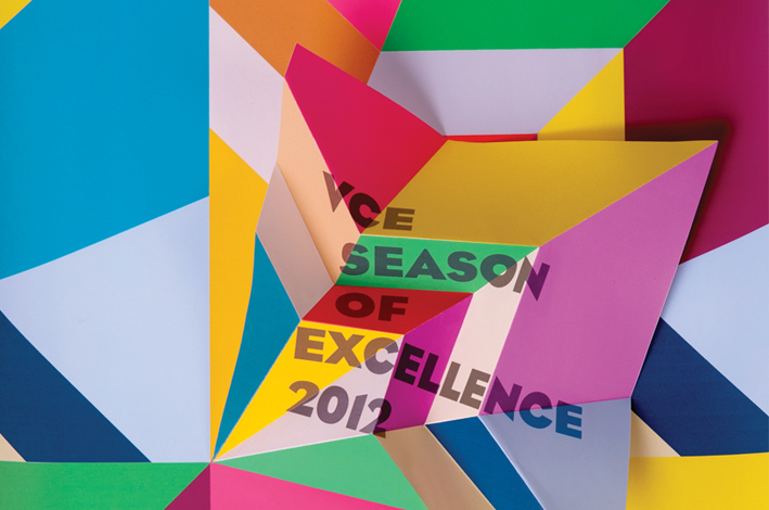 VCE Season of Excellence 2012 / A Friend of Mine
