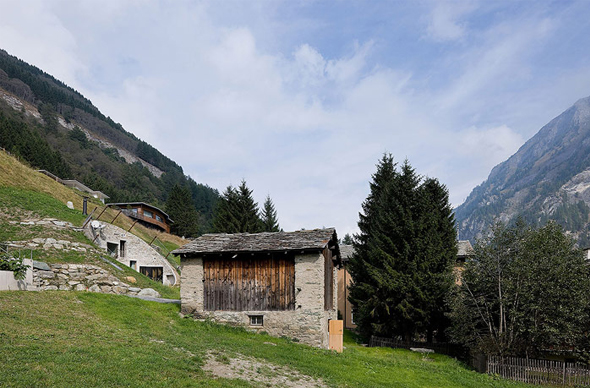 Villa Vals / Search