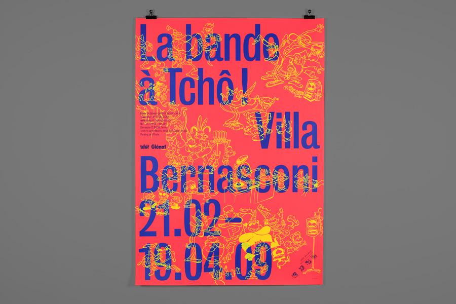 Villa Bernasconi / Schaffter Sahli