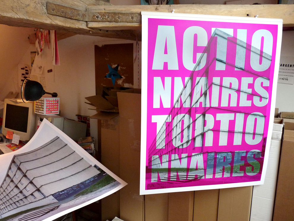 design graphique, affiches, posters, typographie, sérigraphie