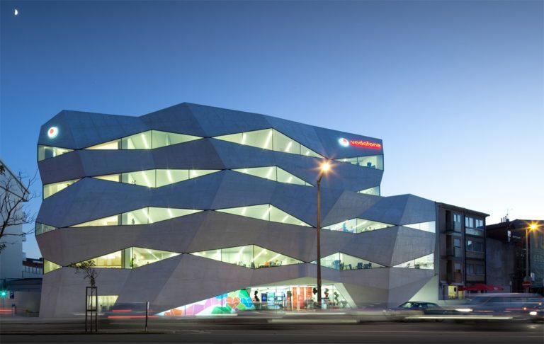 Vodafone / Barbosa Guimarães Arquitectos