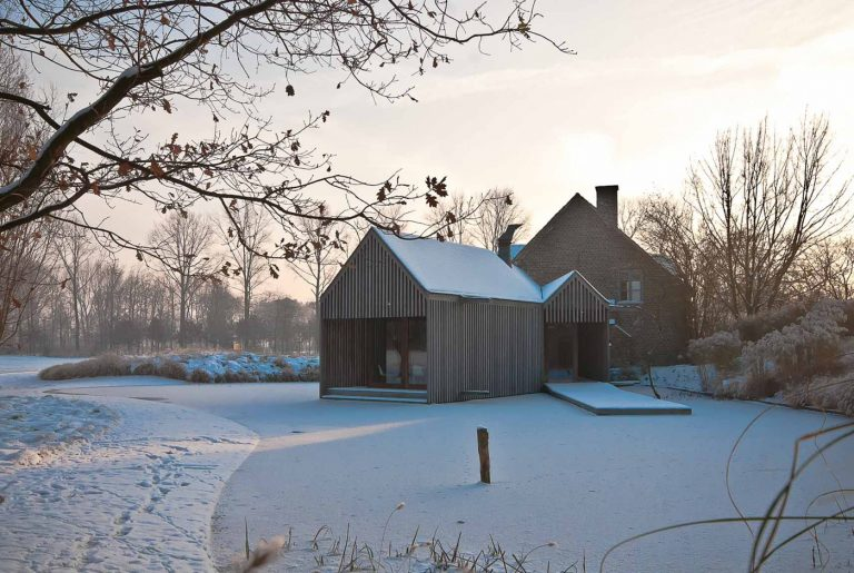 Refuge / Wim Goes Architectuur