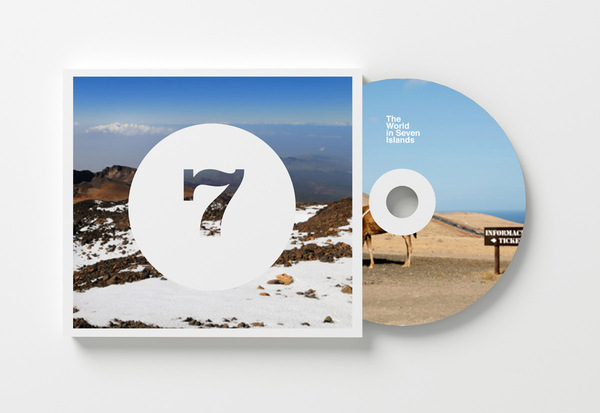 World in 7 island / Espluga + Associates