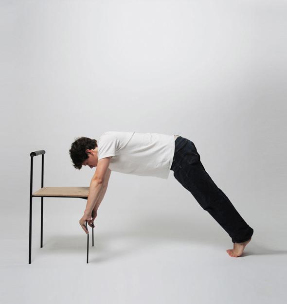 Chaise Tai Chi / Yuan Yuan