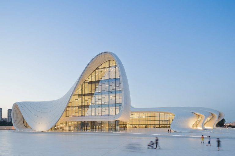 Centre Heydar Aliyev / Zaha Hadid Architects