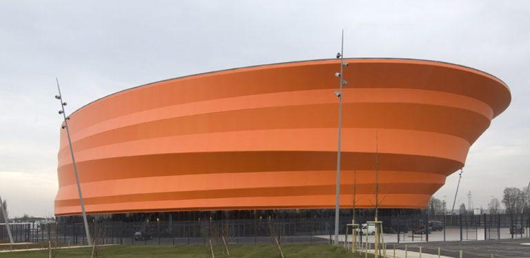 Zénith de Strasbourg / Massimiliano Fuksas